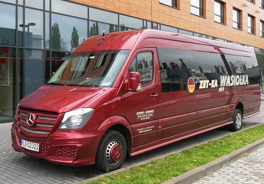 Mercedes Sprinter XXXL EURO 5